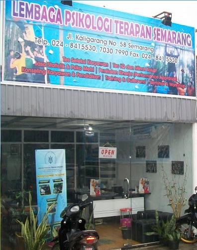 Lembaga Psikologi Terapan Semarang Terapkan DMR
